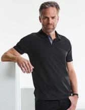 Men`s HD Raglan Polo