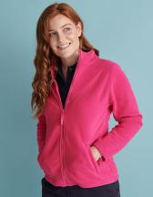 Ladies` Microfleece Jacket