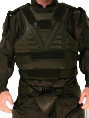Schlagschutzanzug ROBOCOP LBA-65 - PROFESSIONAL -